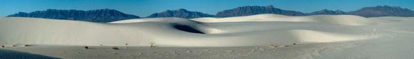 White Sands panorama 1