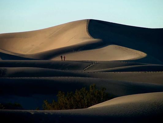 Death valley dunes 3